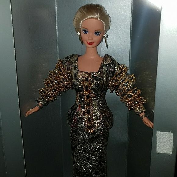 bd8a5251 Christian Dior Barbie Doll